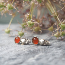 Load image into Gallery viewer, Rimona Studs - Silver