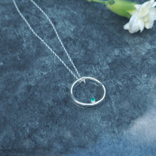 Load image into Gallery viewer, Cori Pendant - Silver