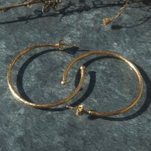 Load image into Gallery viewer, The Ryleigh Hoops - Gold