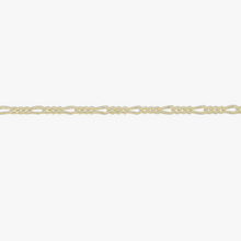 Load image into Gallery viewer, The Ryleigh Figaro Chain 9ct Solid Gold