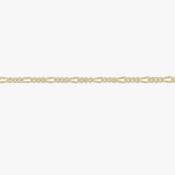 The Ryleigh Figaro Chain 9ct Solid Gold