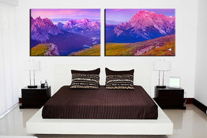 2 Pieces Large Custom Canvas Prints With Your Own Photos Canvas Wall Art pers Canvas Prints - Canvas Print Sale