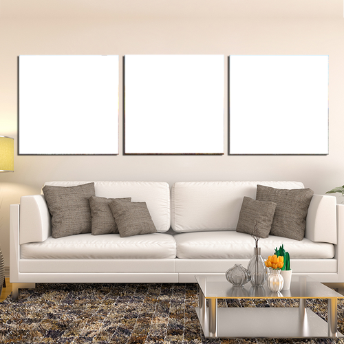 Personalised Canvas Prints 3 Piece Canvas Wall Art Framed Ready to Hang Canvas Prints 3 Panels