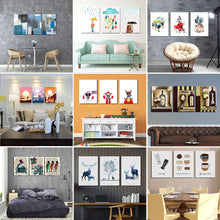 Load image into Gallery viewer, 3 Photo Collage Canvas In 3 Pieces - Canvas Print Sale