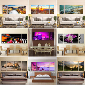 "24"" x 68"" (60x170cm) 3 Piece Extra Large Canvas - Canvas Print Sale"
