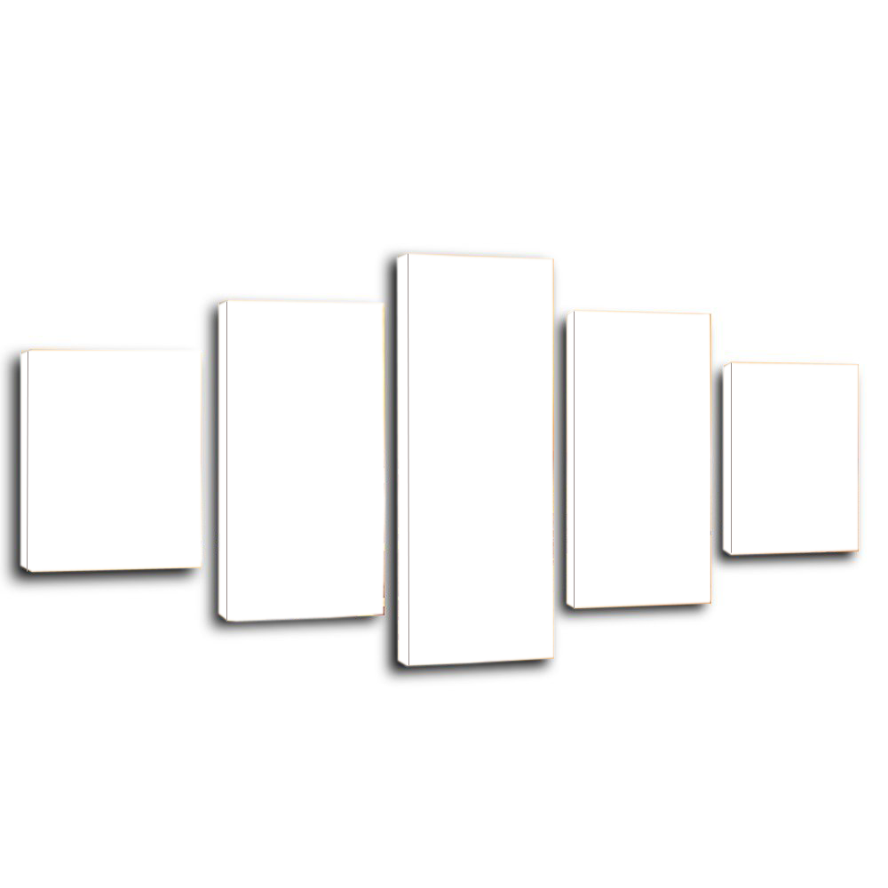 Personalized Canvas Prints 5 Piece Canvas Wall Art Framed Ready to Hang Canvas Prints - Canvas Print Sale