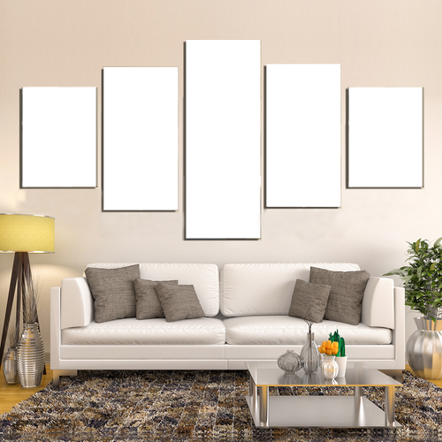 5 Panels Canvas Prints Living Room - Canvas Print Sale
