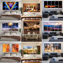 "Load image into Gallery viewer, 5 Piece Canvas 32"" x 60"" (80x150cm) - Canvas Print Sale"