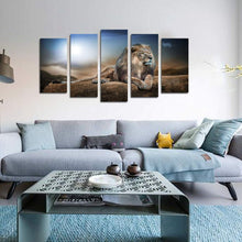 Load image into Gallery viewer, 5 Piece Personalised Canvas Art With Your Own Photos Canvas Wall Art Custom Canvas Prints - Canvas Print Sale