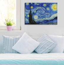 Load image into Gallery viewer, Personalised Famous Oil Paintings Reproduction Modern Giclee Canvas Prints Artwork Abstract Landscape Pictures Printed on Canvas Wall Art By Your Own Photos - Canvas Print Sale