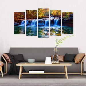Custom Canvas Prints 5 Piece Personalized Canvas Prints With Your Own Photos Canvas Wall Art - Canvas Print Sale