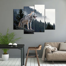 Load image into Gallery viewer, 4 Piece Personalised Canvas Prints With Your Own Photos Canvas Wall Art Custom Canvas Prints - Canvas Print Sale