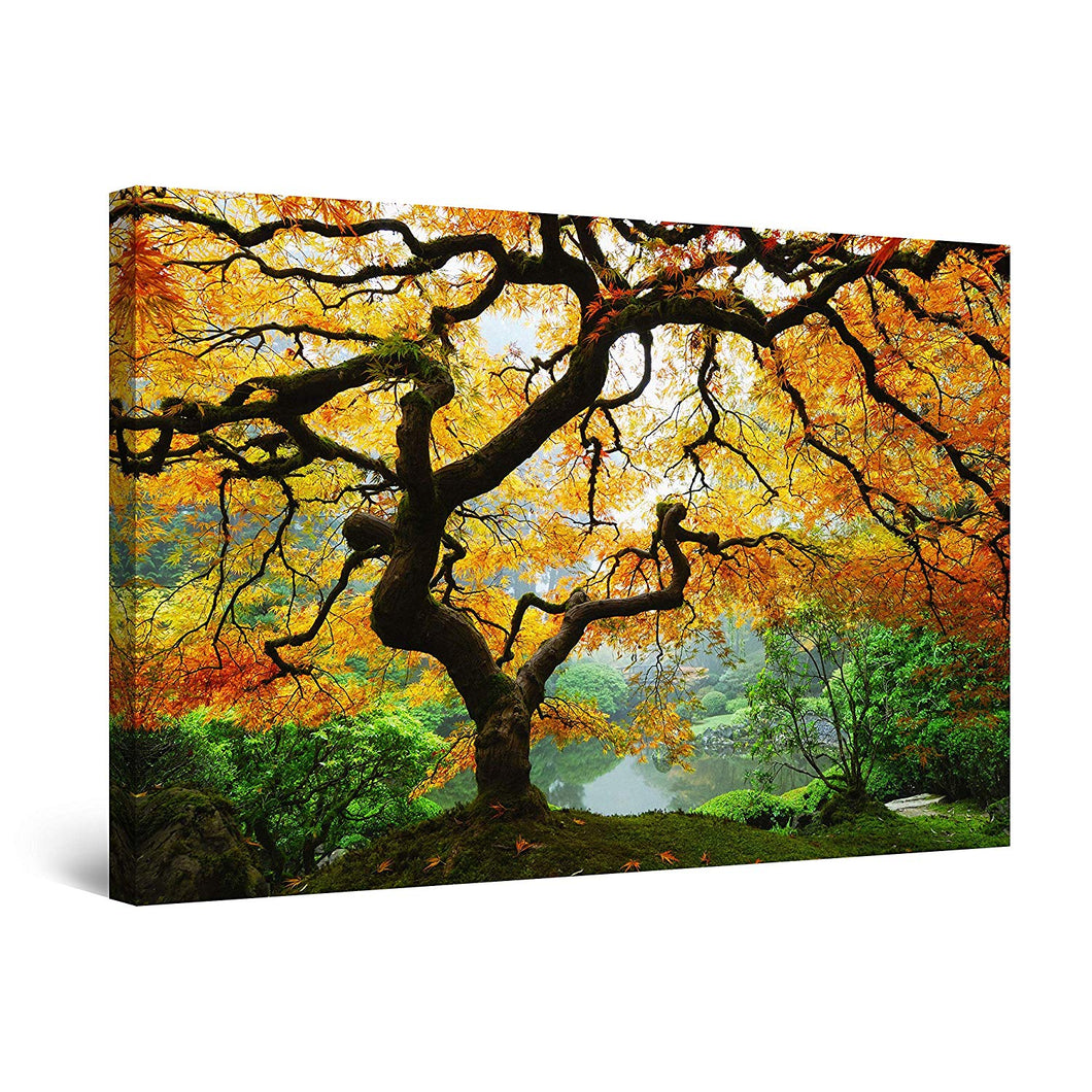 Personalised Canvas Prints with Your Own Photos Landscape Custom Canvas Wall Art - Canvas Print Sale