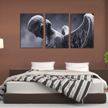 Load image into Gallery viewer, Angel Gloomy Moon Canvas Prints Wall Art Home Decor - Canvas Print Sale