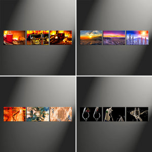 "24"" x 108"" (60x270cm) 3 Piece Extra Large Canvas - Canvas Print Sale"