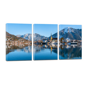 Lake Tegernsee Canvas Prints Wall Art Home Decor - Canvas Print Sale