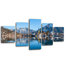 Load image into Gallery viewer, Lake Tegernsee Canvas Prints Wall Art Home Decor - Canvas Print Sale
