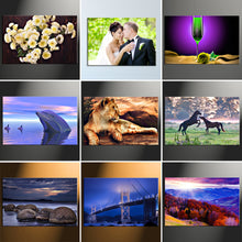 Load image into Gallery viewer, 5 Photo Collage Canvas Landscape - Canvas Print Sale