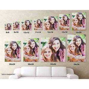 "36x24""(90x60cm) College Canvas Canvas - Canvas Print Sale"