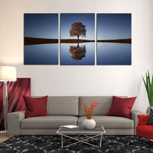 Load image into Gallery viewer, Tree Lake Canvas Prints Wall Art Home Decor - Canvas Print Sale