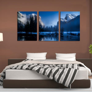 Yellowstone National Park Wyoming Canvas Prints  Wall Art - Canvas Print Sale