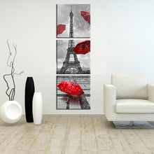 Load image into Gallery viewer, Personalised Canvas Art 3 Piece Custom Canvas Prints With Your Own Photos Canvas Wall Art - Canvas Print Sale