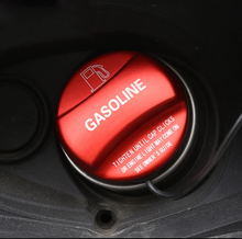 Load image into Gallery viewer, Diesel and Gasoline Fuel Tank Cover Cap Trim