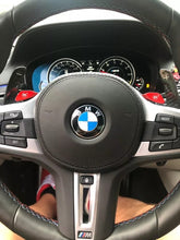 Load image into Gallery viewer, Carbon Fiber Steering Wheel Shift Paddle For BMW G-Series & Mini Cooper F-Series