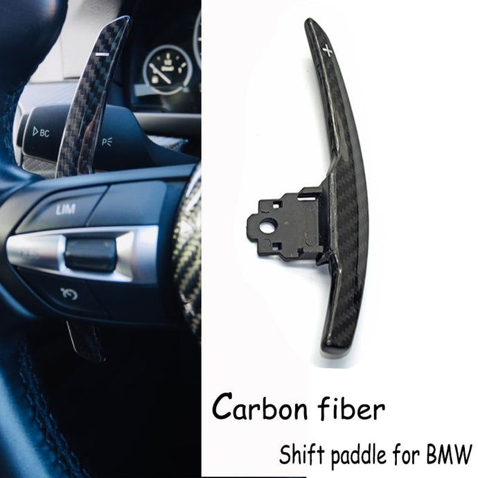 Carbon Fiber Steering Wheel Shift Paddle for BMW