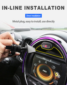 Mobile Phone Holder for MINI COOPER F54 F55 F56 F57 F60