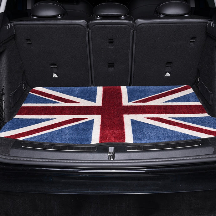 Custom Union Jack Trunk Mat for MINI Cooper F54 F55 F56 F60 R60