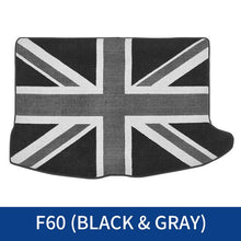 Load image into Gallery viewer, Custom Union Jack Trunk Mat for MINI Cooper F54 F55 F56 F60 R60