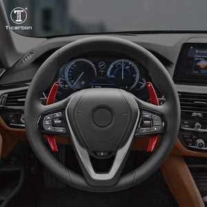 Steering Wheel Paddle Shifter For BMW G20 G30 G31 G32 G12 G01 G02 G05 M3 M4 M5 X3 X4 X5 X6 F10 F30 F32 F33
