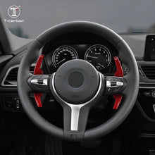 Load image into Gallery viewer, Steering Wheel Paddle Shifter For BMW G20 G30 G31 G32 G12 G01 G02 G05 M3 M4 M5 X3 X4 X5 X6 F10 F30 F32 F33