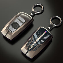 Load image into Gallery viewer, Carbon Fiber Texture Key Case For BMW 1 3 5 7 Series 525li 530 X1 X2 X3 X4 X5 X6