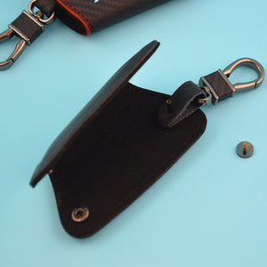 M Performance Leather Key Case