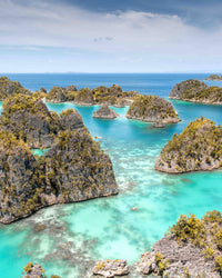 RAJA AMPAT – LAST PARADISE ON EARTH