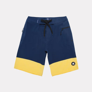 BLUE SURF BOARDSHORT