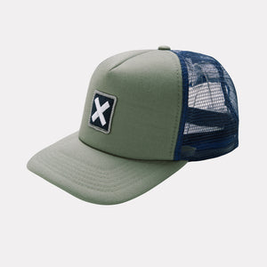 GREEN NATURE CAP