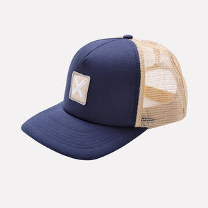 NAVY NATURE CAP