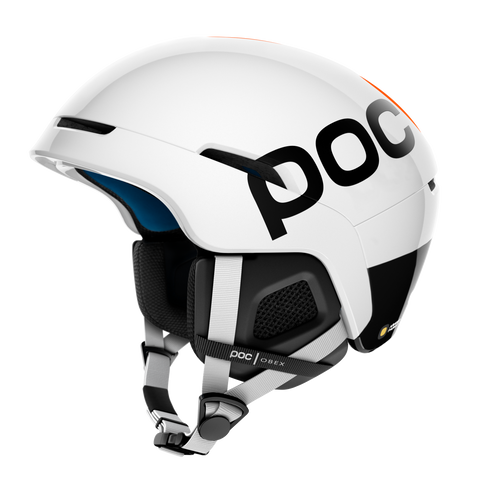 Obex BC SPIN Hydrogen White/Fluorescent Orange AVIP