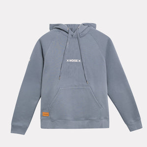 LIGHT BLUE NOISE HOODIE