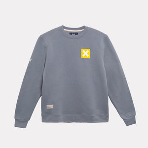 LIGHT BLUE VIBEKE CREW
