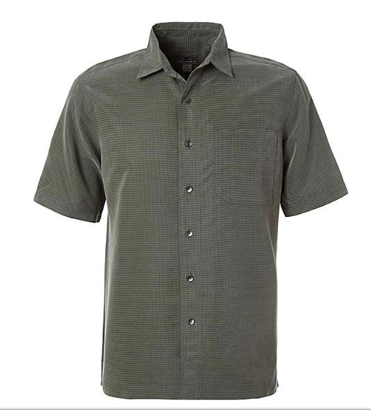 Desert Puck Dry Short-Sleeve Shirt - Plus Sizes