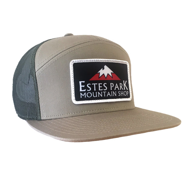 EPMS Flat Bill Trucker Hat