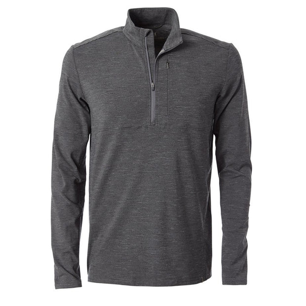 Long Distance 1/4 Zip Top