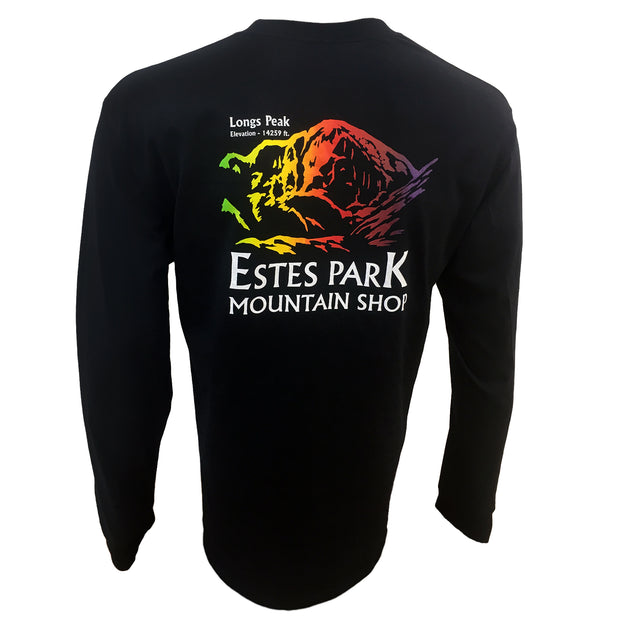 Estes Park Mountain Shop Long-Sleeve Shirt
