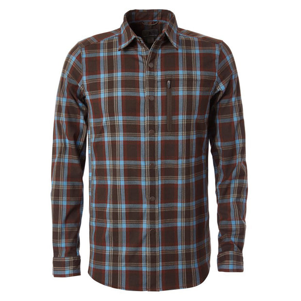 Thermotech Ren Plaid Long-Sleeve Shirt