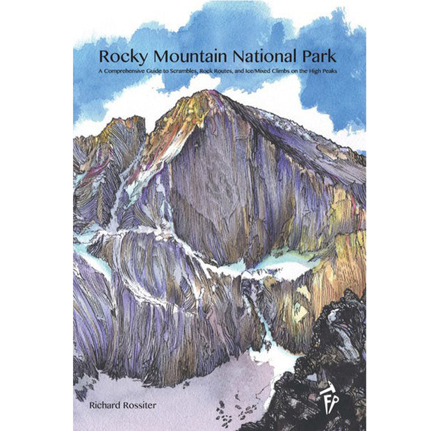 Rocky Mountain National Park Climbing Guide