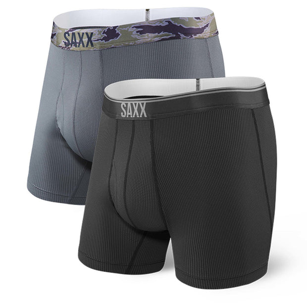 Quest 2-Pack Boxer Brief